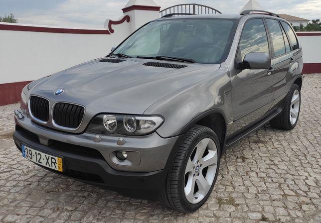 BMW X5  3.0d cx manual 6 velocidades