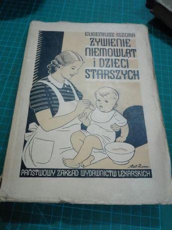 żywienie niemowląt i dzieci starszych