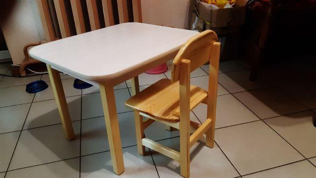 Комплект стол плюс стул детский перешлю