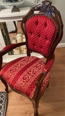 Krzesło ludwik ANTYK