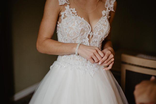 Suknia ślubna Belissima księżniczka