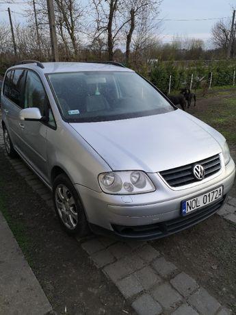 VW Touran 2.0TDI 2004