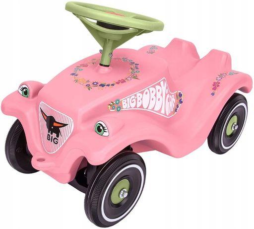 BIG Bobby Car Classic Girlie Różowy