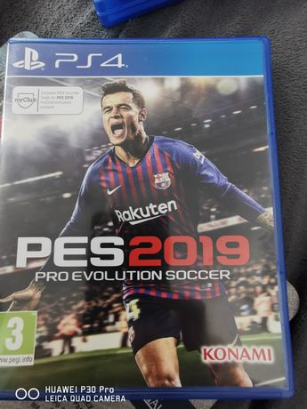 Sprzedam gry na PS 4.