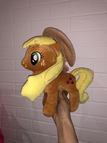 Детская мягкая игрушка пони My Little Pony Apple Jack