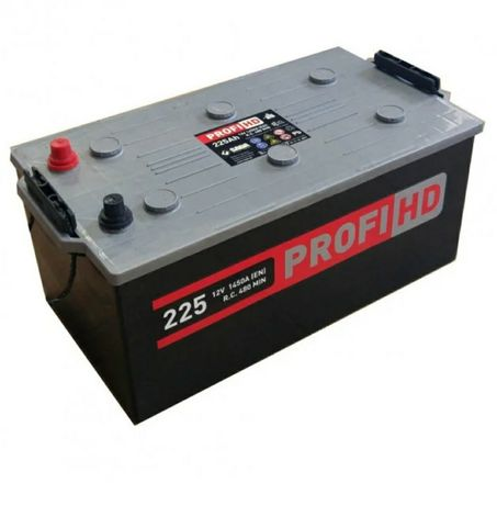 Вантажні Акумулятятори PROFI HD 6СТ-225 з високим пуском током!!!