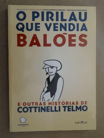 O Pirilau Que Vendia Balões e Outras Histórias de Cottinelli Telmo
