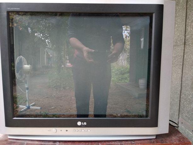 Телевизор LG flatron 29