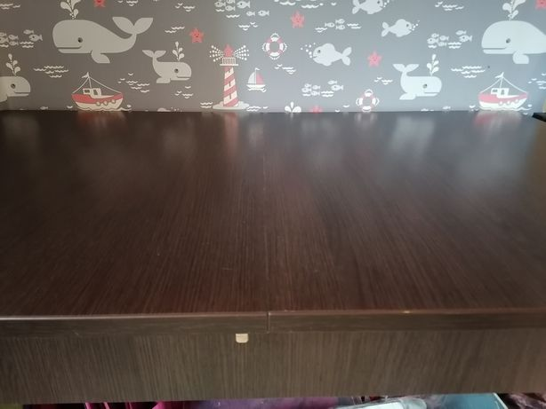 Stół Duży Regulowany Stan BDB+