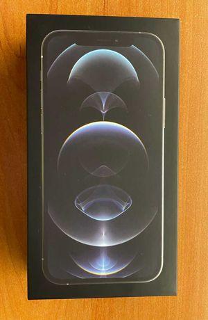 iPhone 12 Pro 512GB Silver 5G - nowy (kupiony za gotówkę - nie raty)
