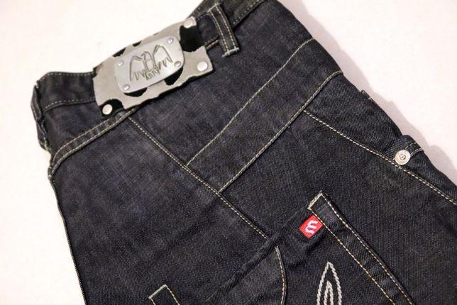 Męskie spodnie jeansy Morris Jeans r. 52 modern jeans W36 L34 nowe