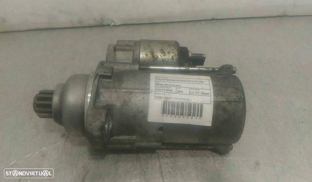Motor De Arranque Volkswagen Scirocco (137, 138)