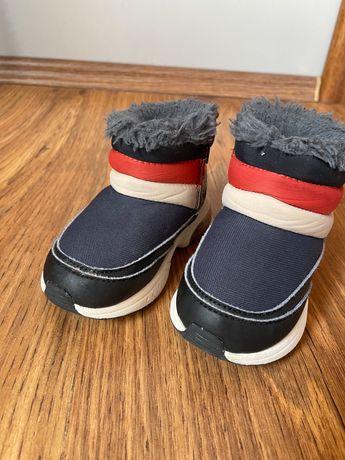 Buty zimowe Zara 22