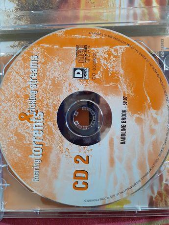 CD sons natureza / música de fundo