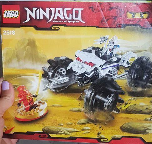 Lego Ninjago Quad Nuckala 2518 dla dziecka
