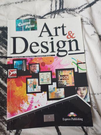 art & design książka