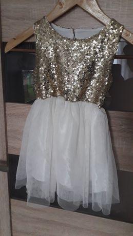 Piekna sukienka 2 3 lat 82 86 90