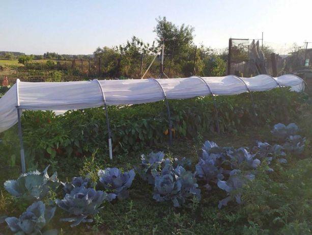 Парник из агроволокна,мини теплица 42 г на м плотность