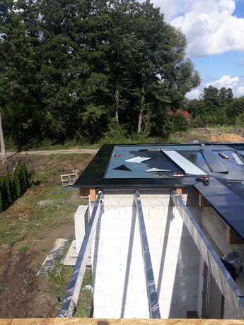 Dachy budowa wolne termin
