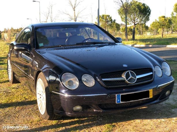Mercedes-Benz CL 500 Coupé