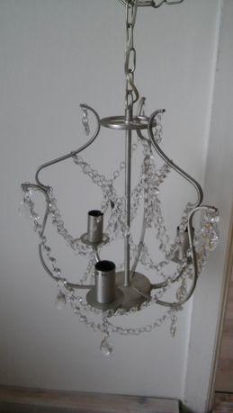 lampa wisząca, żyrandol, bogaty świetne wzornictwo okazja, cudo