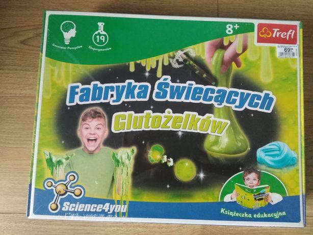 Fabryka świecących glutozelkow