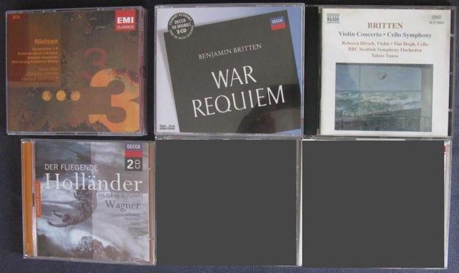 CDs música clássica - Vendo em separado