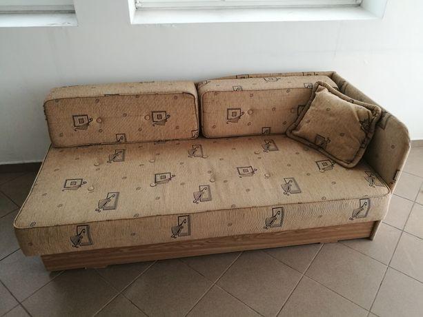 Tapczan/łóżko jednosobowe