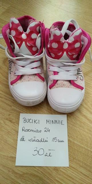 Buciki Minnie r.24