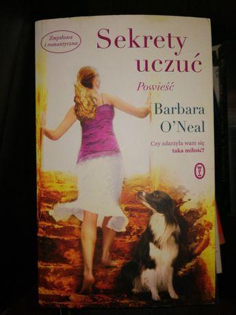 """Sekrety uczuć"" Barbara O'Neal"