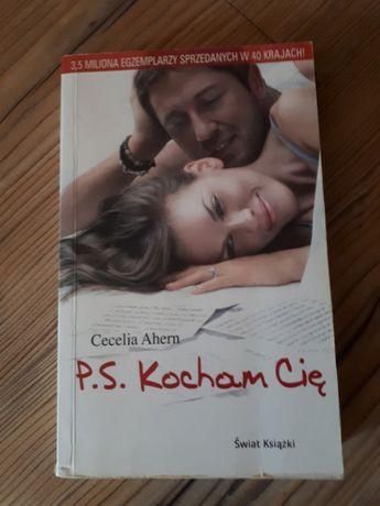 P.S.Kocham Cię Cecelia Ahern