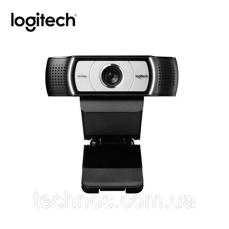 Веб камера logitech full hd