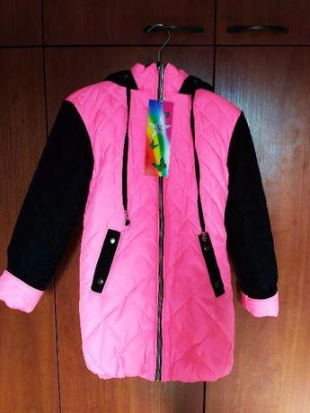Детская куртка деми осень весна
