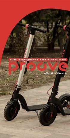 Электросамокаты оригинал  «Proove»  Киев