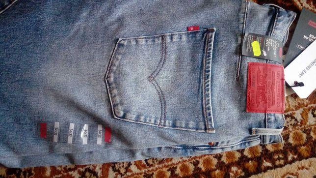 Spodnie Levis 34\32. Nowe z dziurami