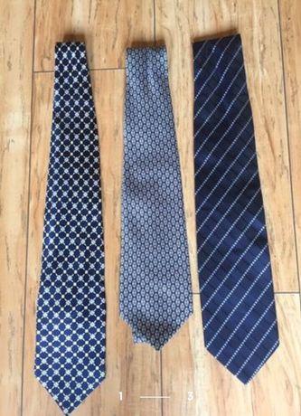 Krawat Hugo Boss Valentino Sidae jedwabny krawaty