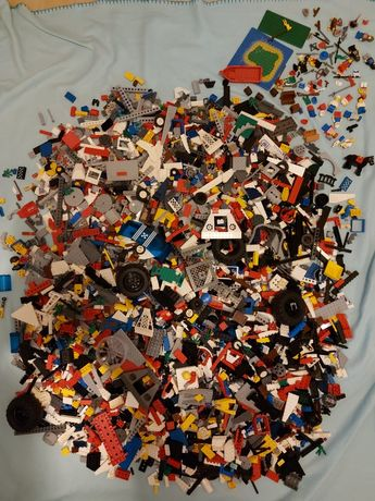 Lego Mix 6 Kg (oryginalne)