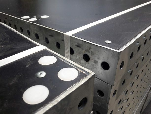 Szalunek szalunki ścienne 45 m2 typ Tekko Minibox