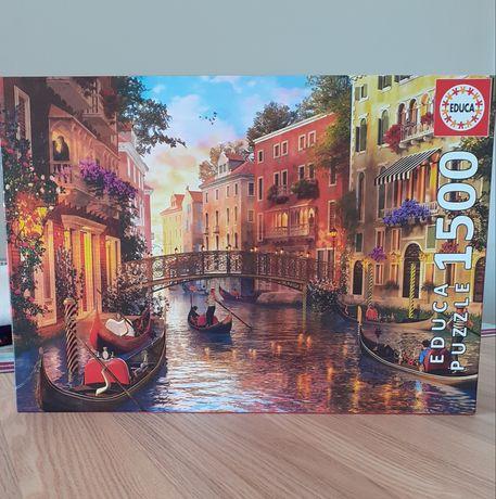Puzzle 1500 peças da Educa
