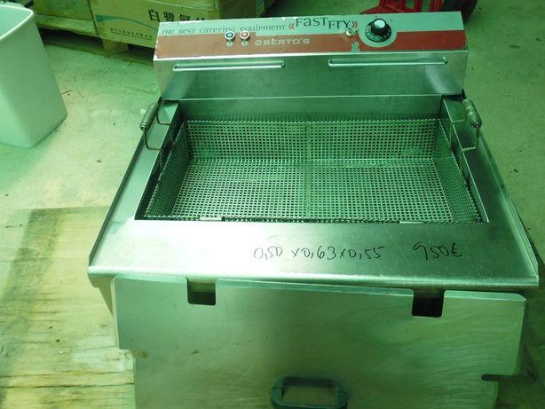 Fritadeira 20 litros para bolas Berlim ou choco