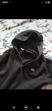 Bluza Lacoste czarna XXL