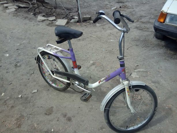 Велосипед польский Karlik