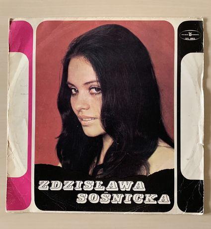 Zdzisława Sośnicka - 1971 r.- płyta winylowa
