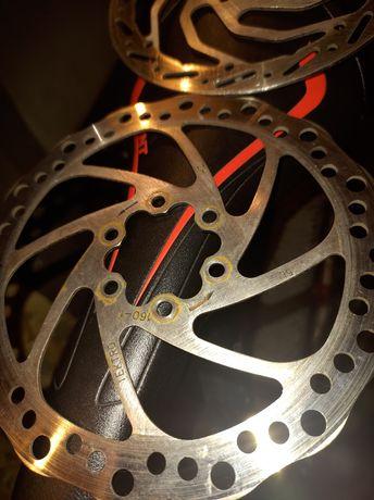 тормозные диски велосипед, рама, компаша, вилки, и ТД.