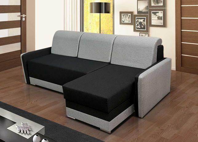 RATY narożnik rogówka sofa kanapa łóżko rozkładane z funkcją spania