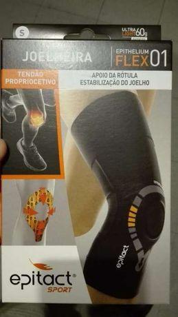 joelheira elastica desportiva epitact, S