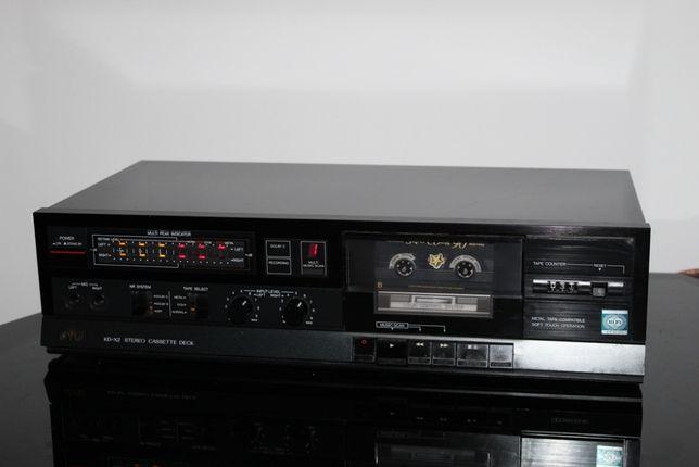 JVC KD-X2 Magnetofon deck audiofilski vintage stereo hi-hi Wysyłka