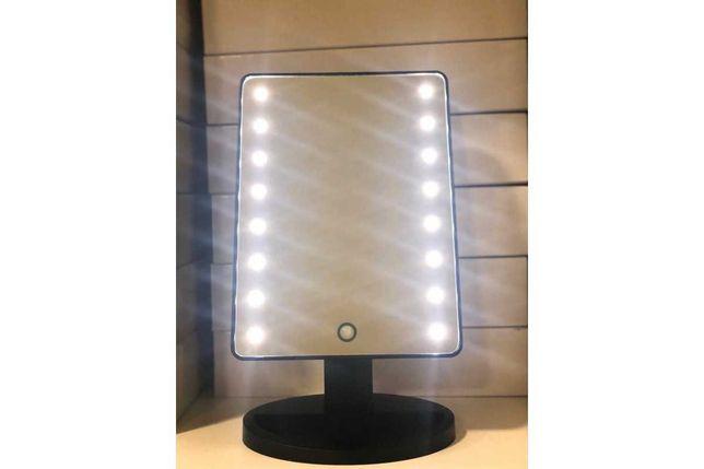 Косметическое зеркало Makeup Mirror SM145-SL c подсветкой
