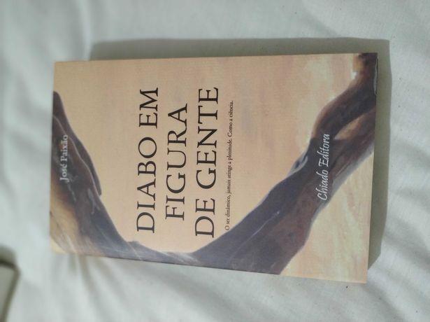 """Livro """"O Diabo em Figura de Gente"""" de José Paixão"""