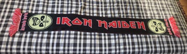 Orgyginalny Szalik Iron Maiden
